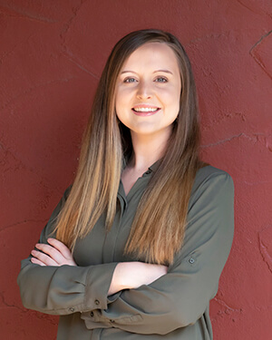 Kelsey Pierce, a project manager at Counterpart