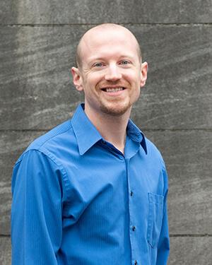 Sean Mogridge, a digital marketing specialist at Counterpart
