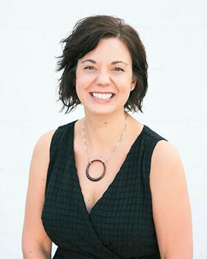 Susanne Beaumont, a project supervisor at Counterpart