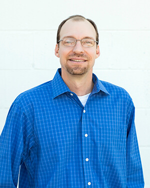Todd Weise, a web analyst at Counterpart