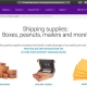 Web page of the FedEx packaging experience, created by Counterpart